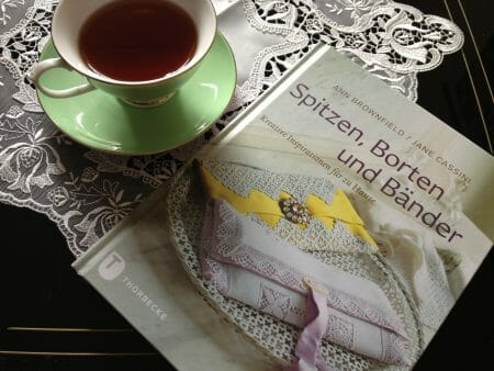 Ein Buch zum Tee