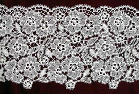 Ein Blütentraum aus Öko-Baumwolle