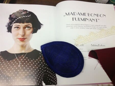 Hutrohling Modespitze-Blog-Hat-Couture-Hut-DIY-Spitze-Spitzenborte