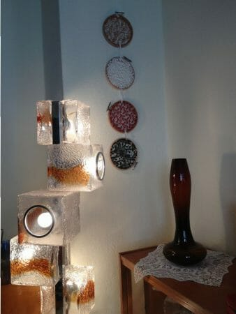 Modespitze-Blog-Meterware-Spitze-DIY-Stickrahmen-Ohrringe-Dekoration-Interior