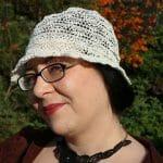 Wohl behütet – ein Hut mit Spitze von Tate Millinery