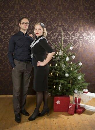 Frohe Weihnacht und herzliche Grüße
