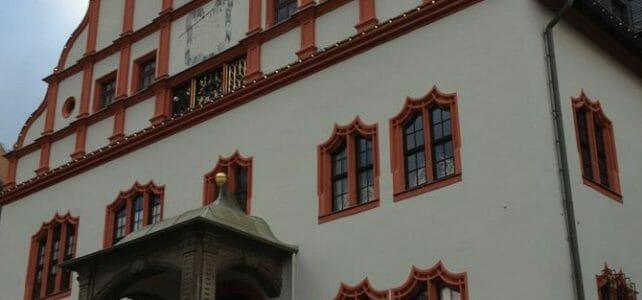Plauener Spitzenmuseum - Besuch im traditionsreichen Museum Plauen