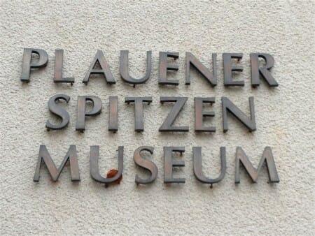 Das Spitzenmuseum in Plauen zeigt die Geschichte und Techniken der Plauener Spitze