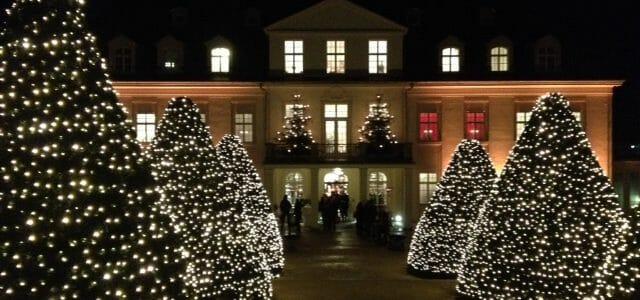 Weingut Schloss Wackerbarth - sächsische Weihnacht