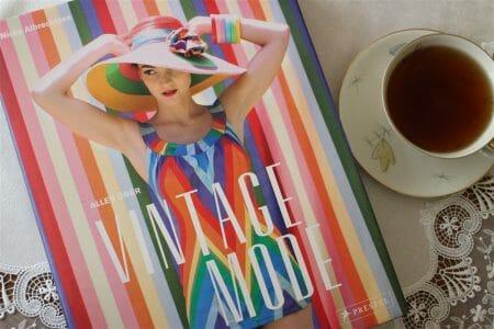 Alles über Vintage Mode aus dem Prestel Verlag