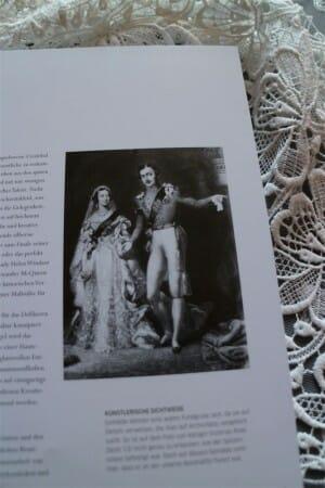Das Hochzeitskleid von Queen Victoria