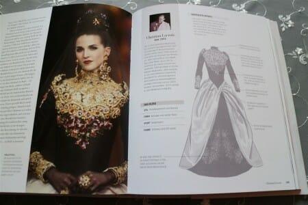 Ein Hochzeitskleid von Christian Lacroix