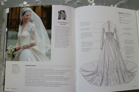 Brautkleid von Kate Middelton mit edler Tüllspitze