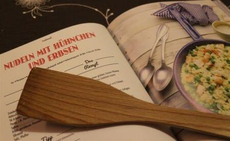 Ein Blick ins Buch Pasta Sauce aus einem Topf