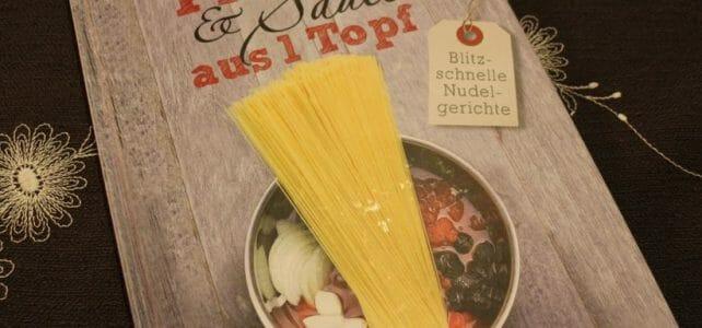 Pasta & Sauce - alles aus einem Topf