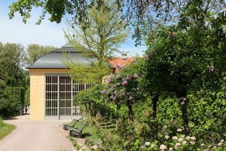 Die Orangerie im Belvedere