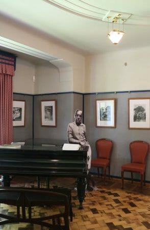 Zu Besuch bei Henry van de Velde