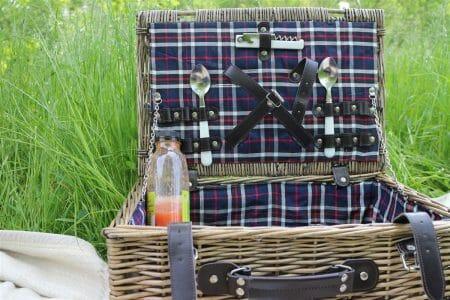Picknick im Park