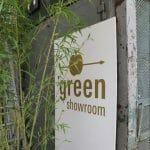 Auf der grünen Seite der Fashion Week