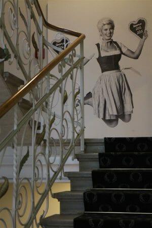 Villa Carlton in Salzburg - stilvoll übernachten
