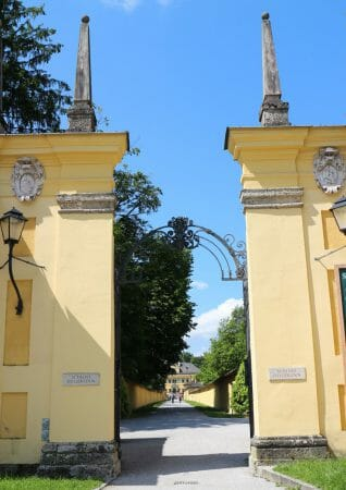 Willkommen in Schloss Hellbrunn
