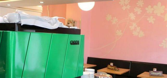 Barcomi's Kafferösterei und Cafe in Berlin - Kreuzberg