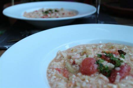 Garnelen-Fenchel-Risotto - Rezept von Jamie Oliver