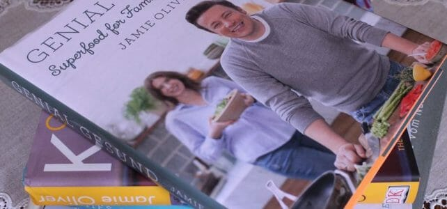 Genial gesund - Superfood for family & friends - Jamie Oliver