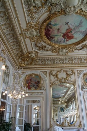 Restraurant im Musee Orsay