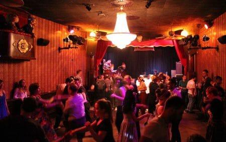 Sunday Teadance in Noels Ballroom
