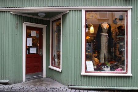 Shopping in Reykjavik - Laugavegur