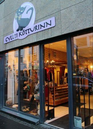 Gyllti Kötturinn in Reykjavik