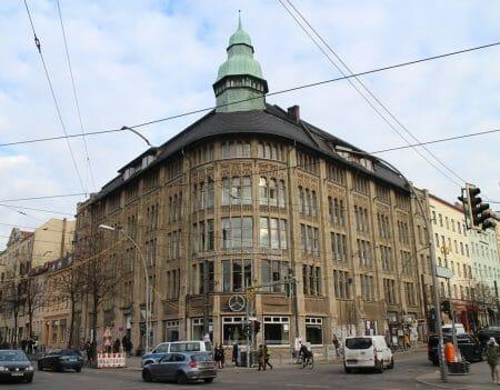 MBFW Berlin Modenschau im Kaufhaus Jandorf