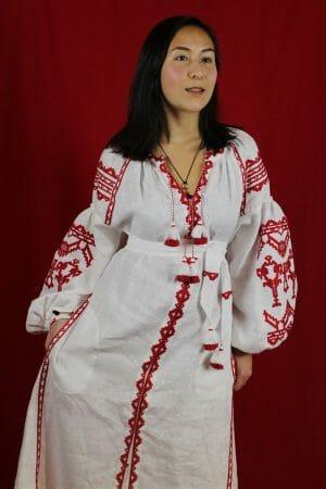 rich emboidery - sleeping gypsy