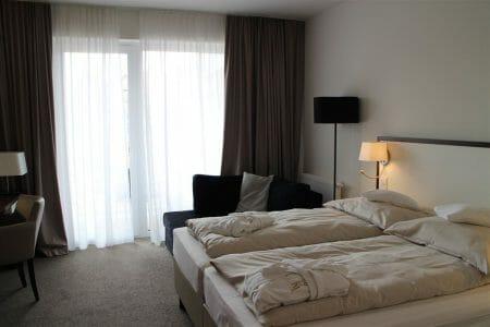 Zimmer im Hotel König Albert in Bad Elster