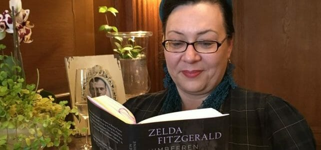 Erbeeren mit Sahne von Zelda Fitzgerald
