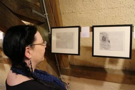 Picasso in Plauen im Malzhaus
