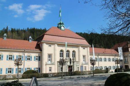 Spaziergang rund um Bad Elster – Albert Bad