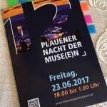 10 Gründe, zur Museumsnacht in Plauen zu gehen