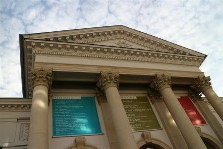 Das Theater in Plauen