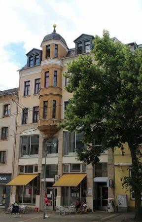 Galerie Forum K in Plauen