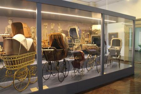 Kinderwagenmuseum in Zeitz - Ausflugstipp