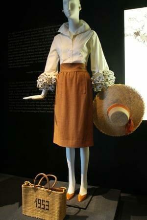 Die Bettina-Bluse von Givenchy aus Baumwolle mit Lochstickerei