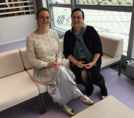 Interview mit Sophia Schneider-Esleben