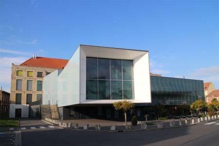 Cité de la Dentelle et de la Mode – Spitzenmuseum von Calais