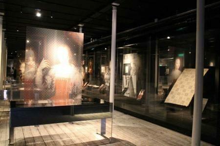 Cité de la Dentelle et de la Mode – Spitzenmuseum von Calais - Ausstellung