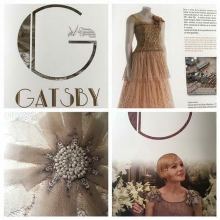 Das Spitzenmuseum in Caudry in Frankreich - französische Spitze - The great Gatsby