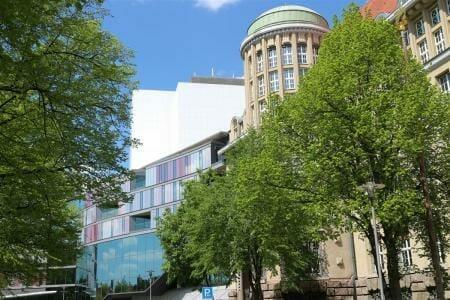 Einer von fünf Leipziger Lieblingsorten - die Deutsche Nationalbibliothek
