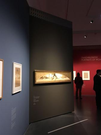 Ausstellung im Kunstmuseum Halle - Klimt
