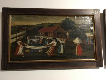 st. Gallen als historische Textilstadt
