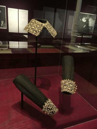 Die Geschichte der Textilindustrie, besonders der Spitze in St. Gallen im Textilmuseum