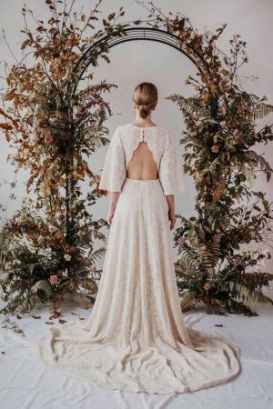 Yoora Studio Bratislava - nachhaltige Brautmode - Brautkleid, Sustainable Wedding Dress