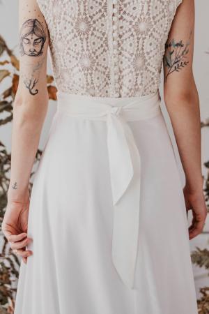 Yoora Studio Bratislava - nachhaltige Brautmode / Brautkleider / Sustainable Wedding Dress