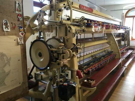 Ausflug Stickereimuseum Eibenstock im Erzgebirge